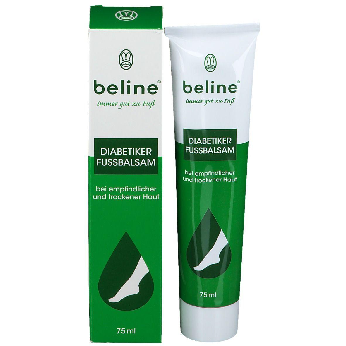 Beline Schrunden-Fußbalsam | diabetes.moglebaum.com