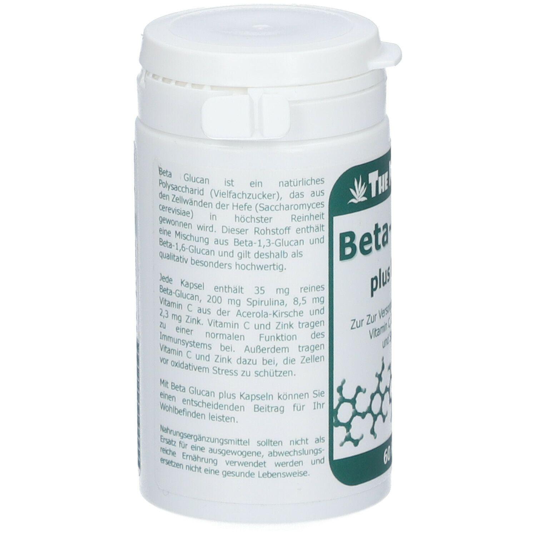Beta-Glucan plus
