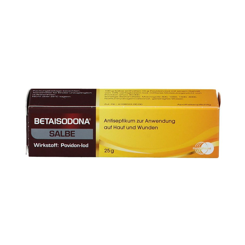 Betaisodona® Salbe