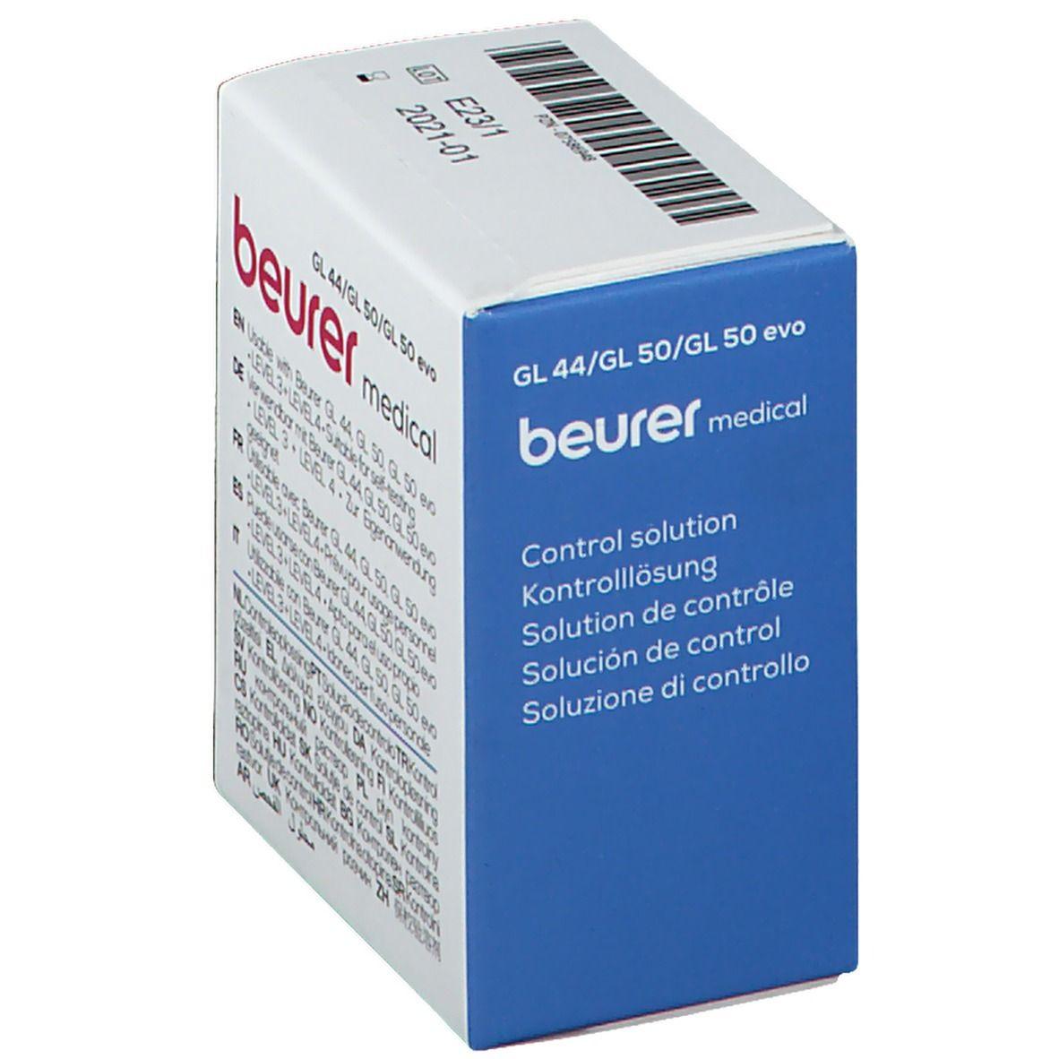 beurer Kontrolllösung Level 4 GL44/GL50