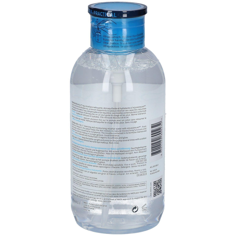 BIODERMA Hydrabio H2O 4-in-1 Mizellen-Reinigung