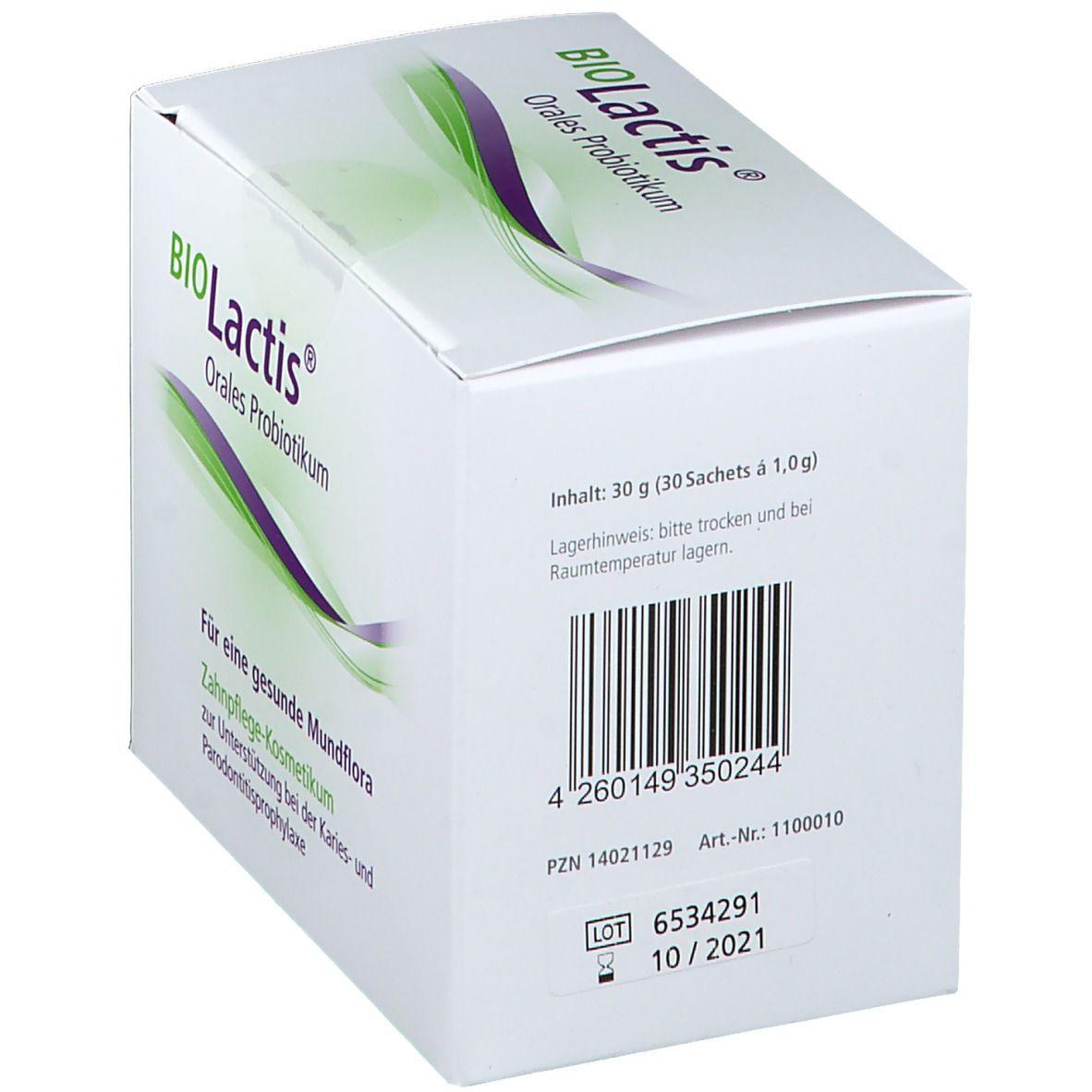 BIOLactis® Orales Probiotikum