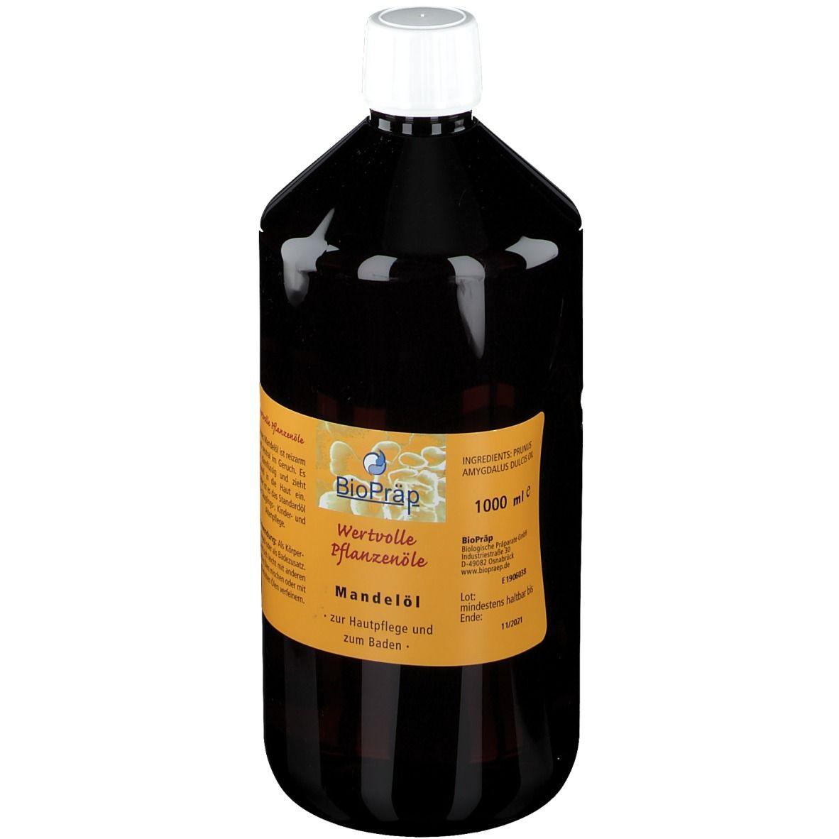 BioPräp® Mandelöl