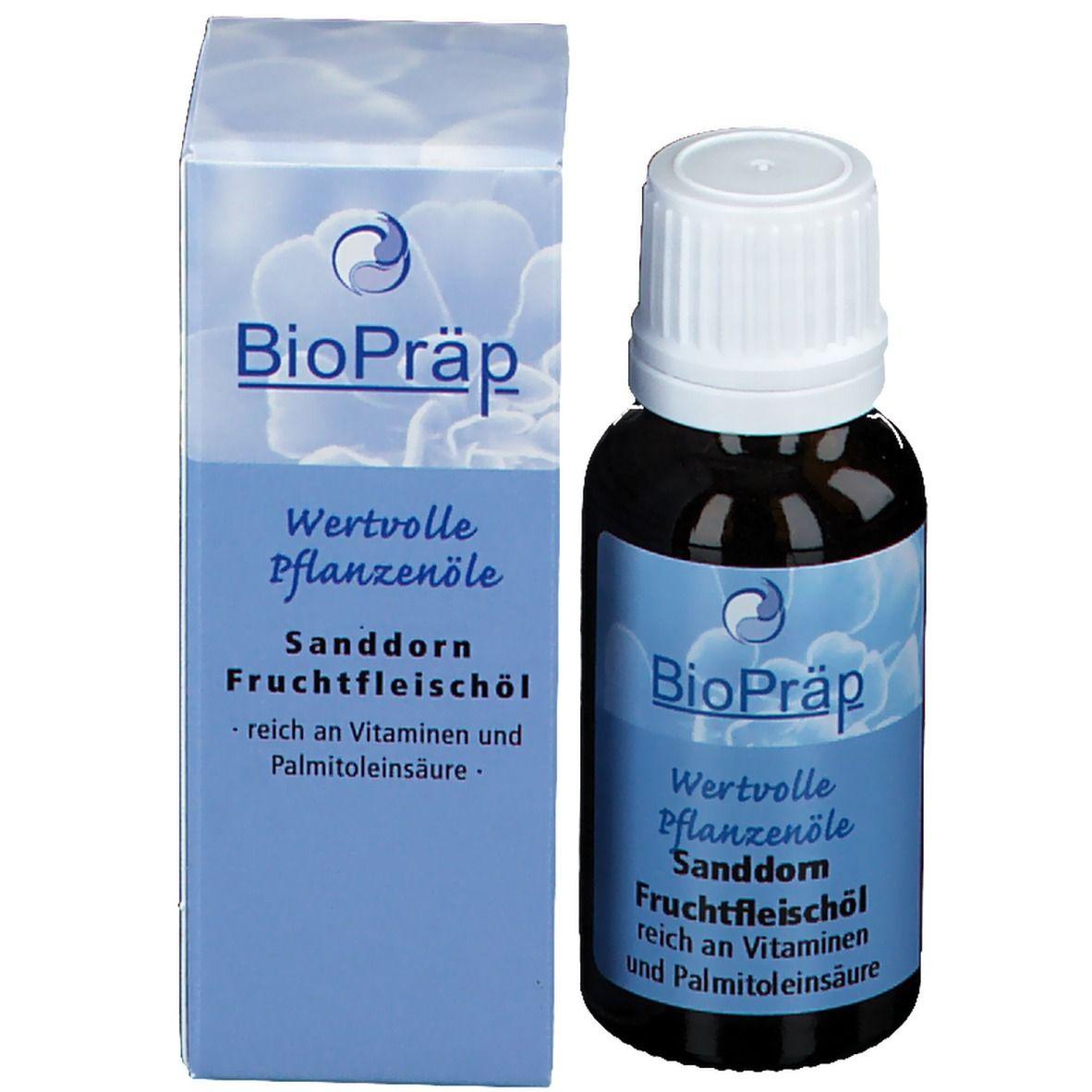 BioPräp Sanddorn Fruchtfleischöl