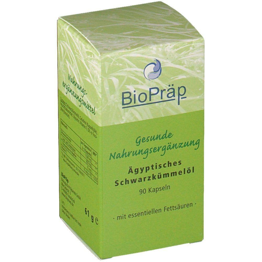 BioPräp Schwarzkümmelöl