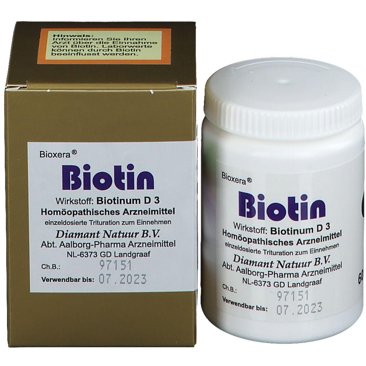 Bioxera® Biotin