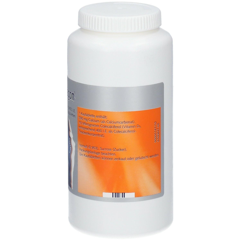 Calcimagon®-D3 500 mg/ 400 I.E. Kautabletten