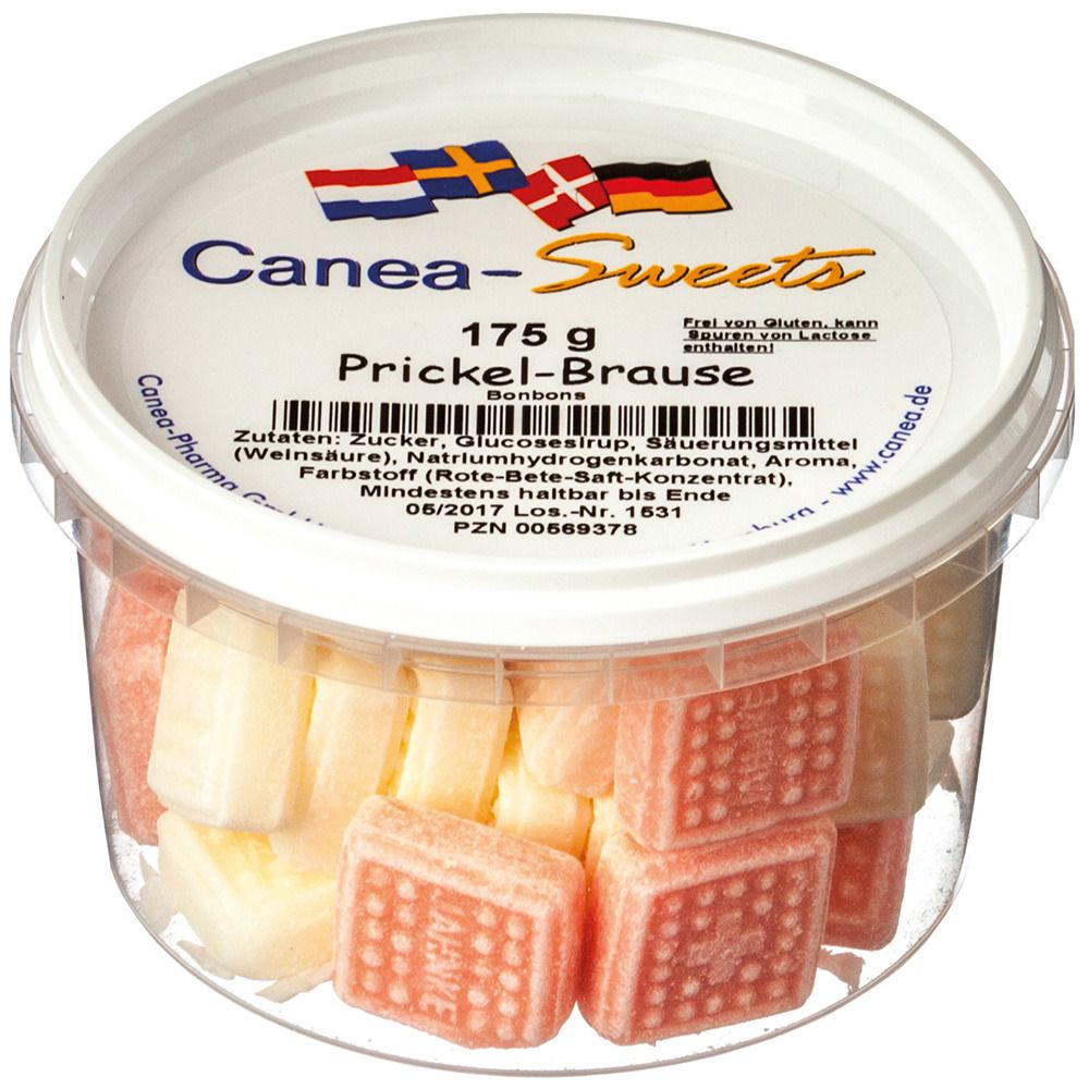 Canea-Sweets Prickel-Brause
