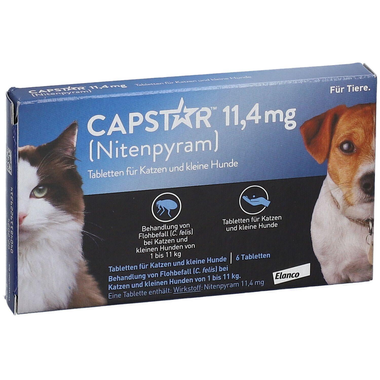 Capstar® 11,4 mg