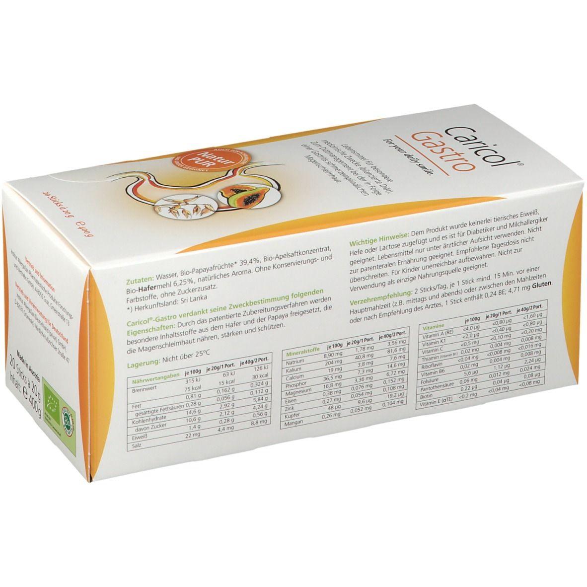 Caricol® Gastro