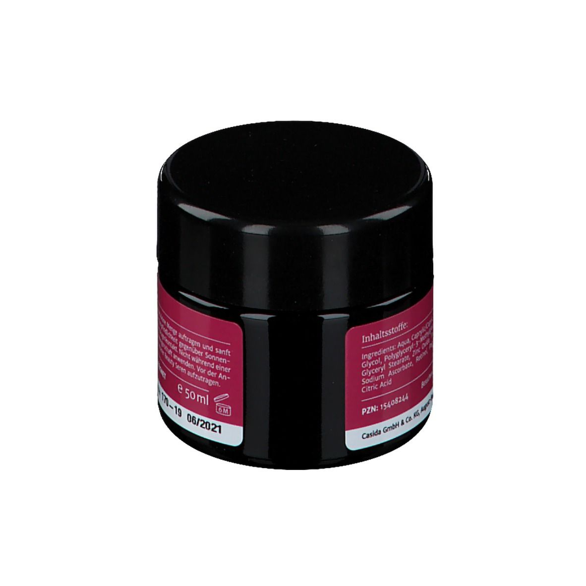 Casida Retinol Creme mit Hyaluron