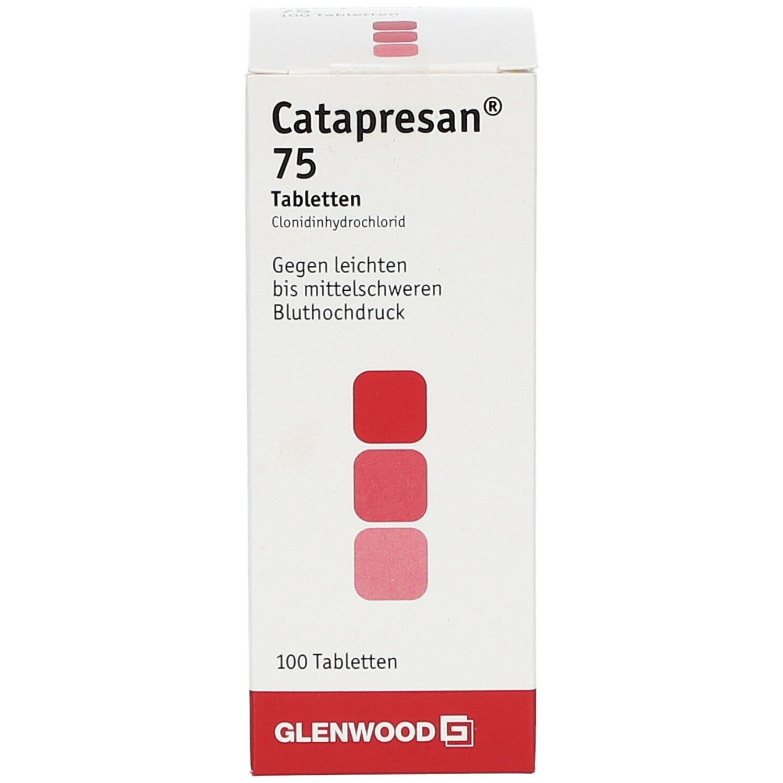Catapresan 75 Tabletten