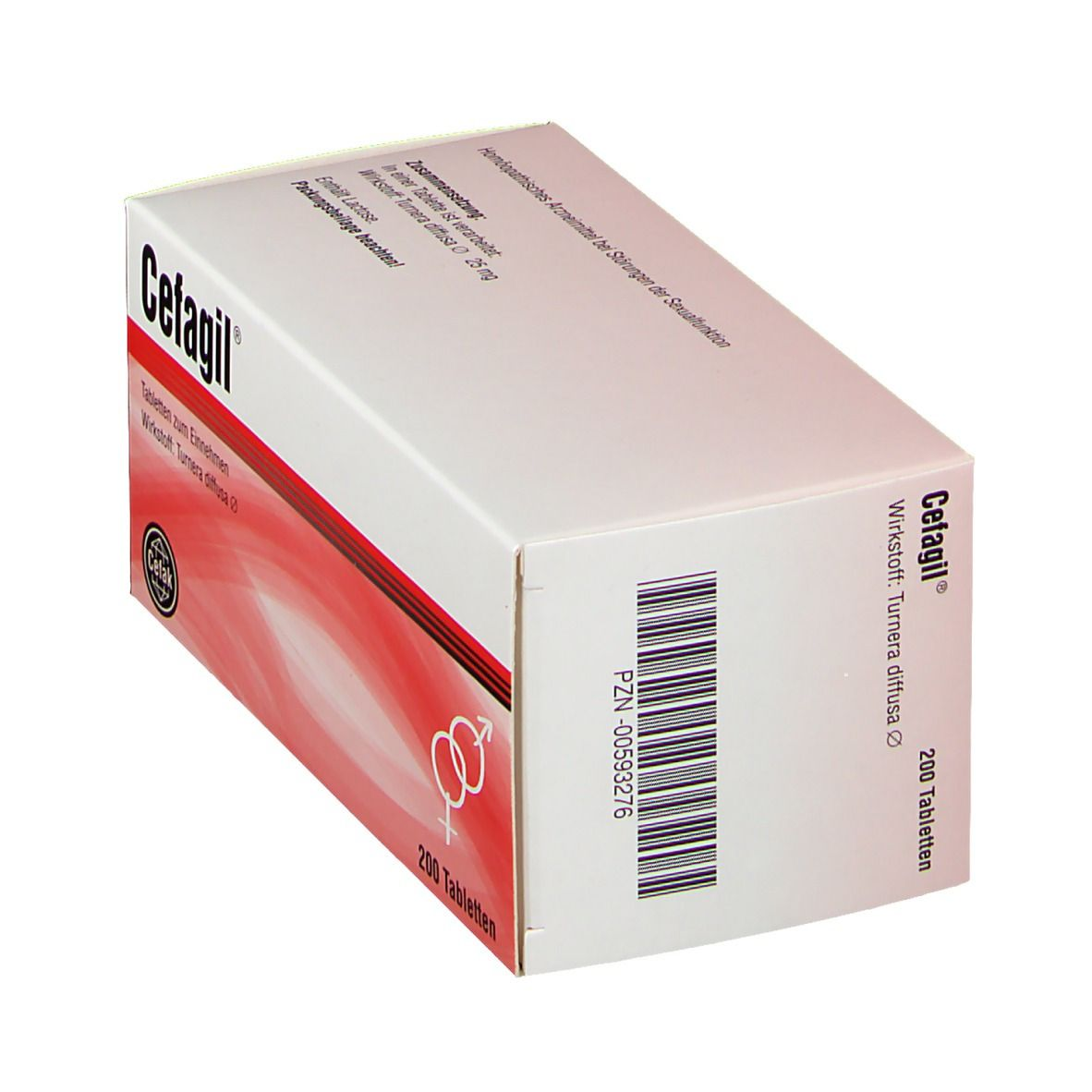Cefagil® Tabletten