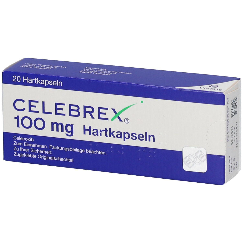 Celebrex 100 mg Kapseln