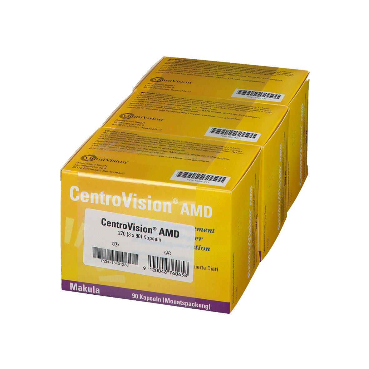 CentroVision® AMD
