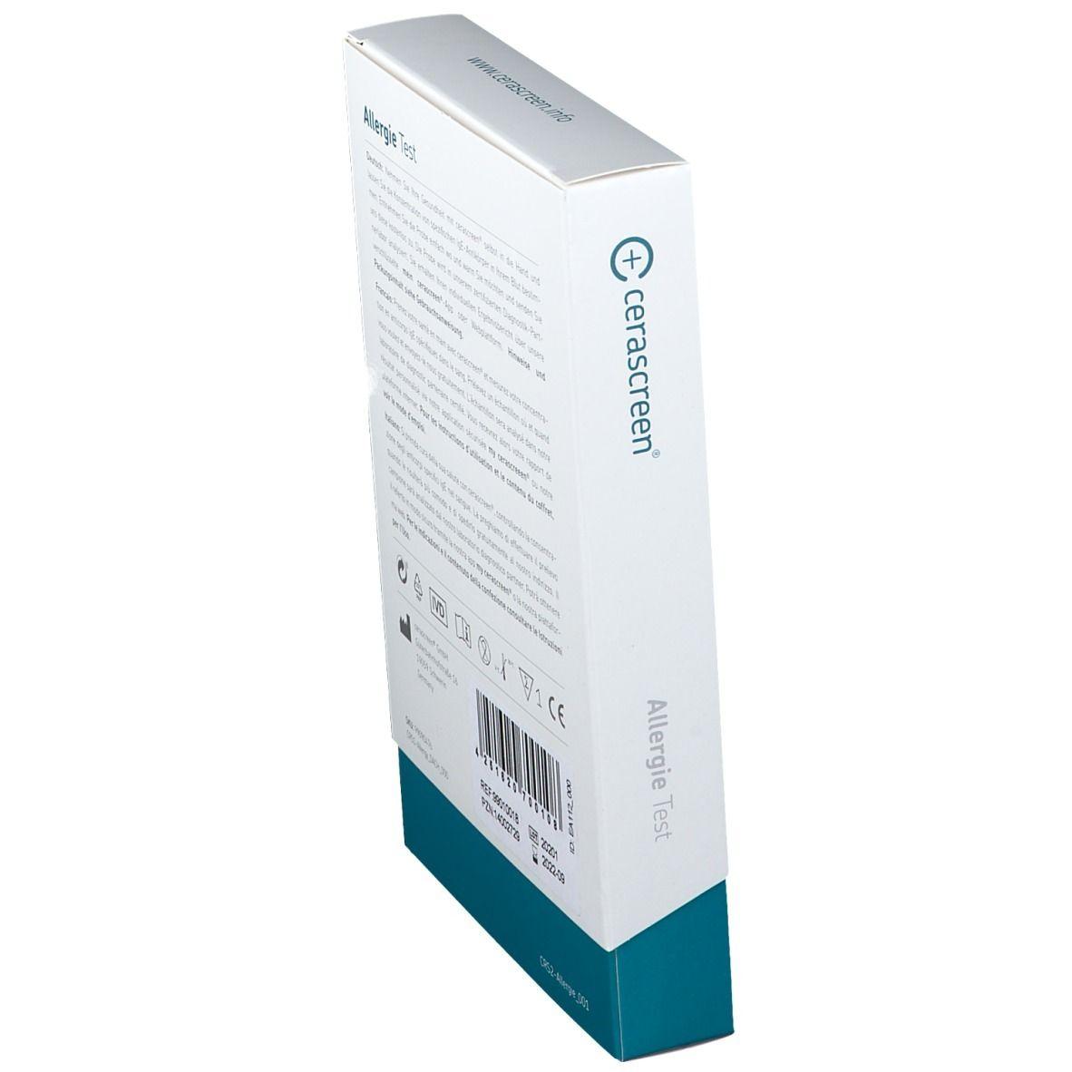 Cerascreen® Tierhaarallergie Test