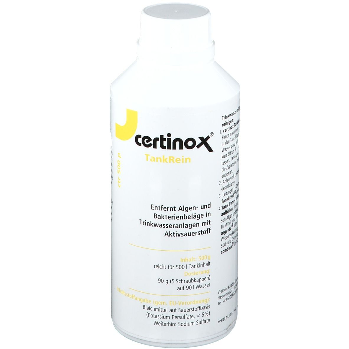 certinox® TankRein