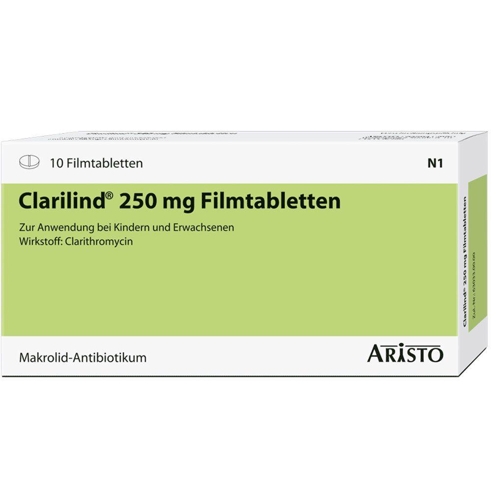 Clarilind® 250 mg