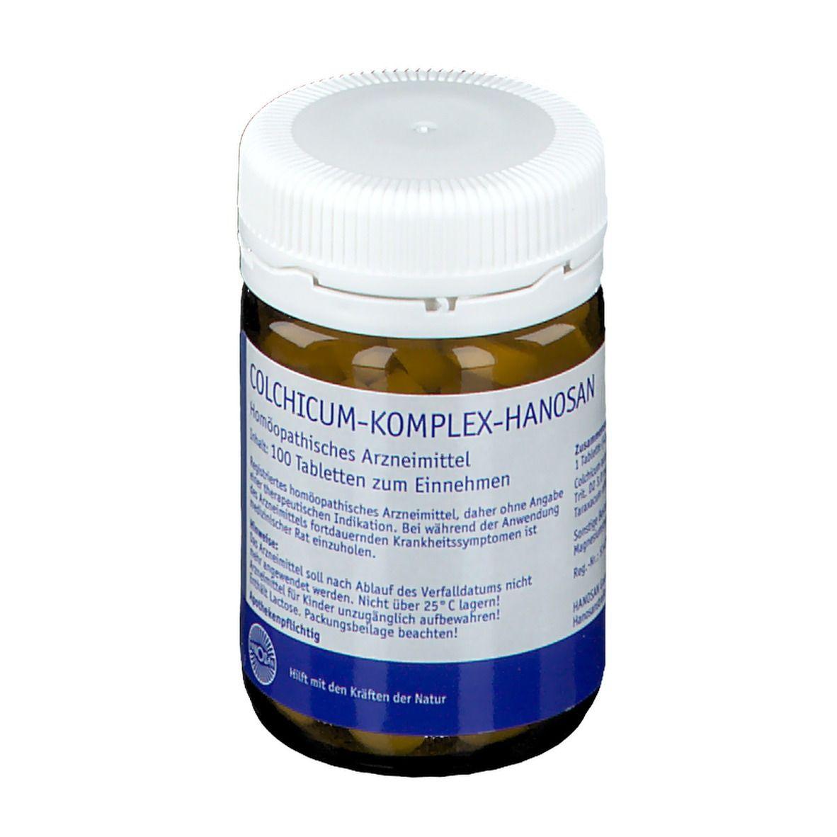 Colchicum-Komplex-Hanosan