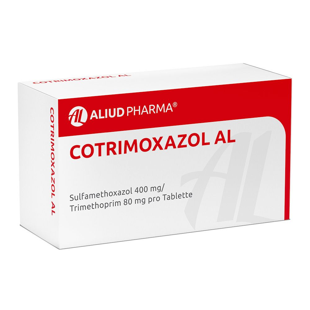 Cotrimoxazol Al Tabl. 20 St - shop-apotheke.com