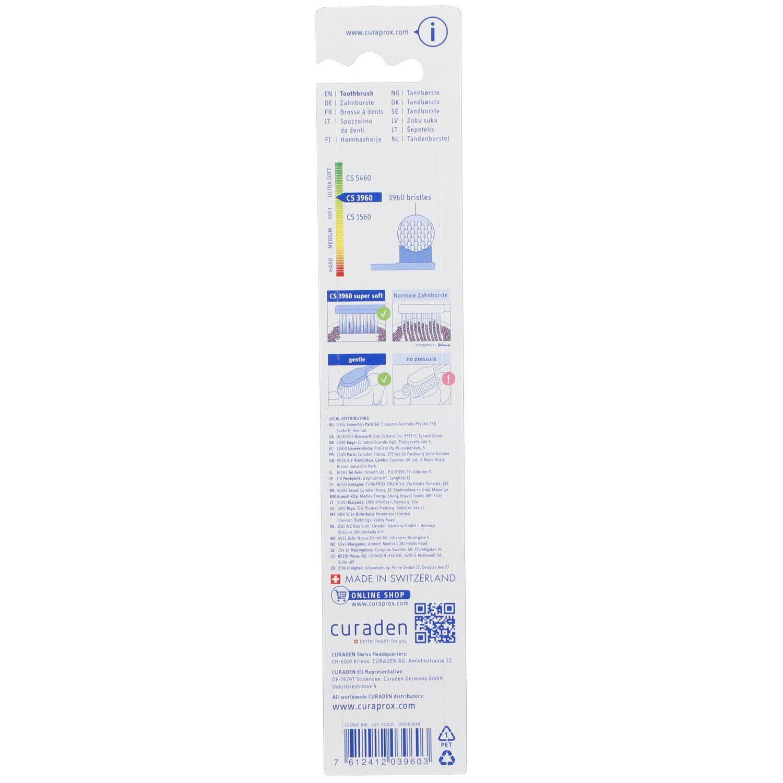 Curaprox® Zahnbürste CS 3960 super soft