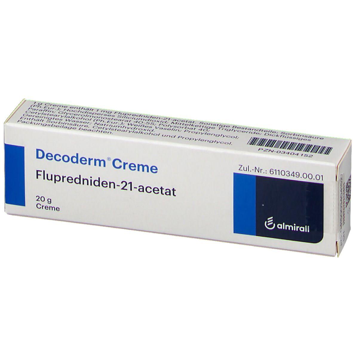 Decoderm® Creme 20 g - shop-apotheke.com