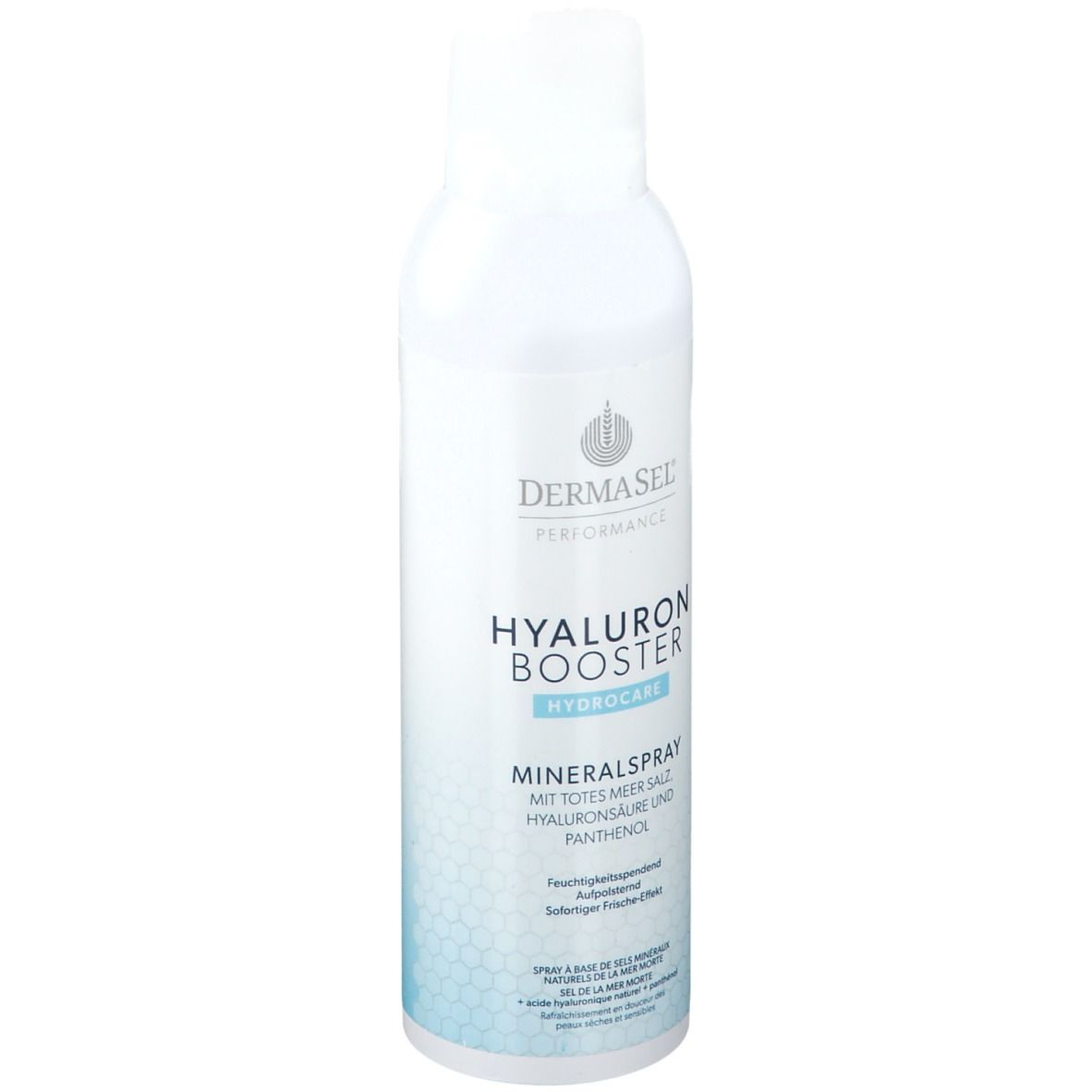 DERMASEL® Therapie HYALURON BOOSTER Mineral-Spray