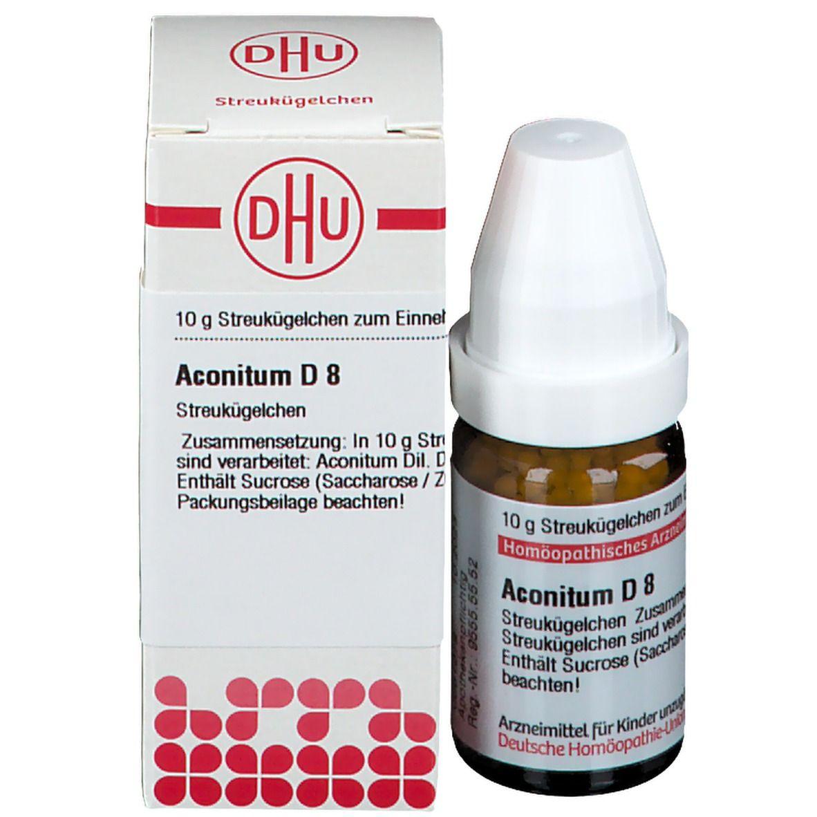 DHU Aconitum D8