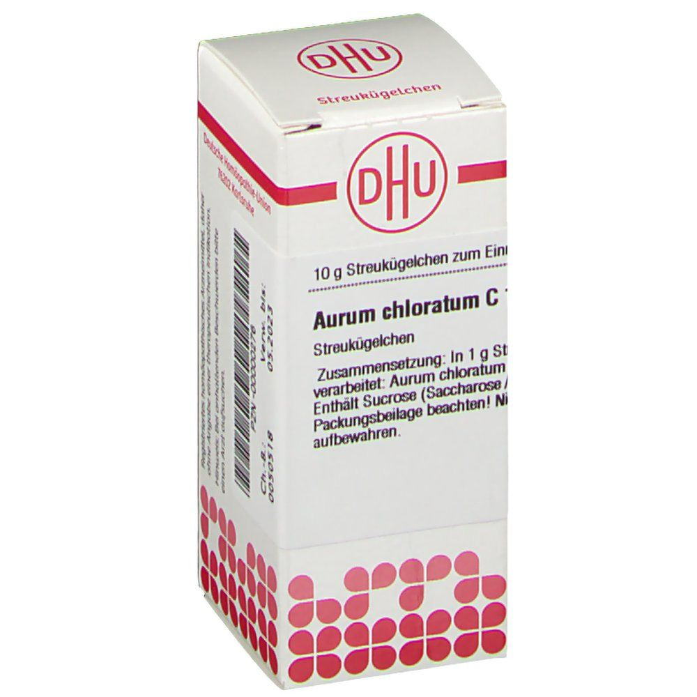 DHU Aurum Chloratum C12