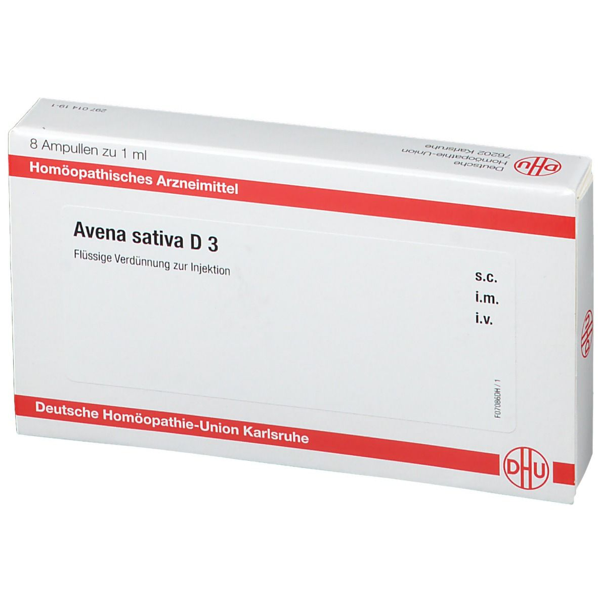 DHU Avena Sativa D3