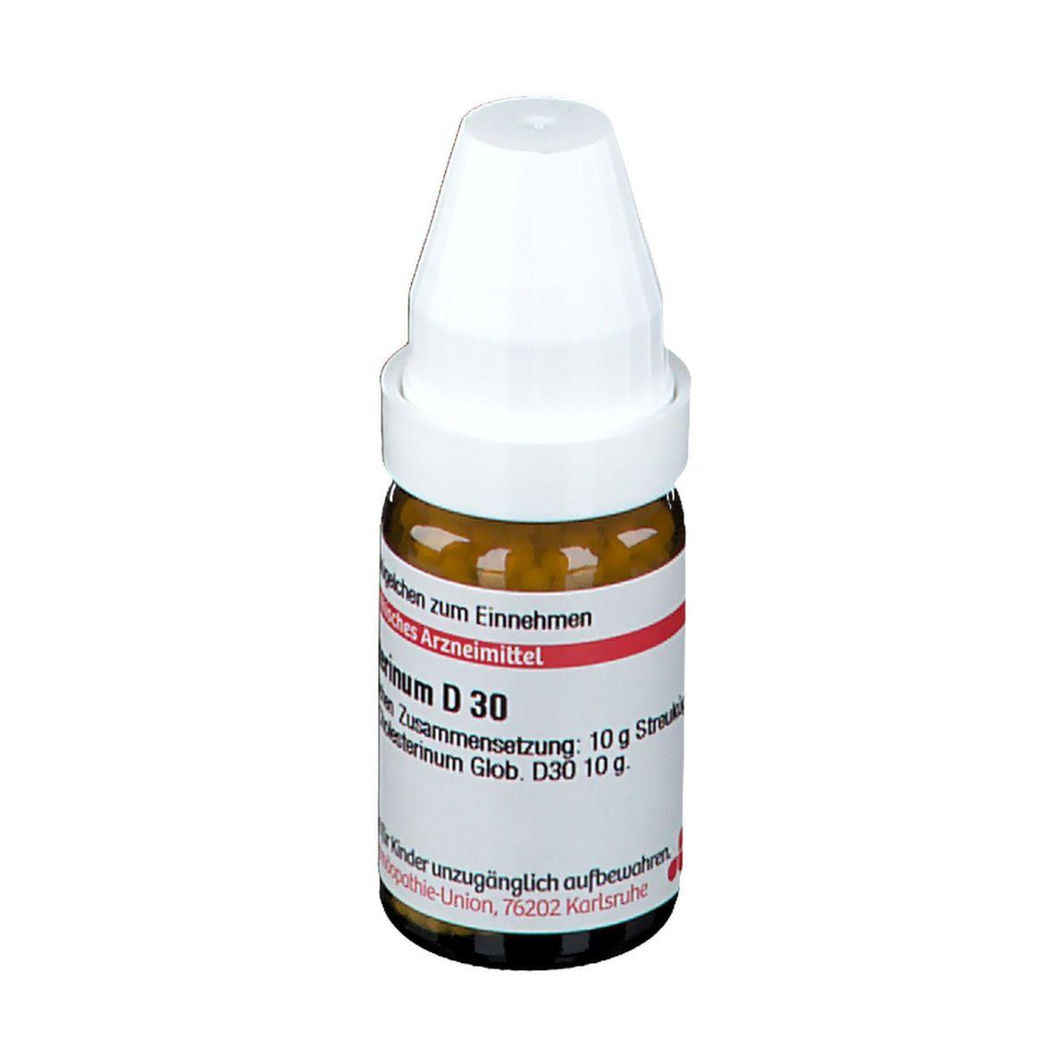 DHU Cholesterinum D30