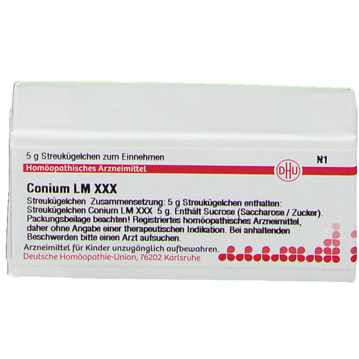 DHU Conium LM XXX