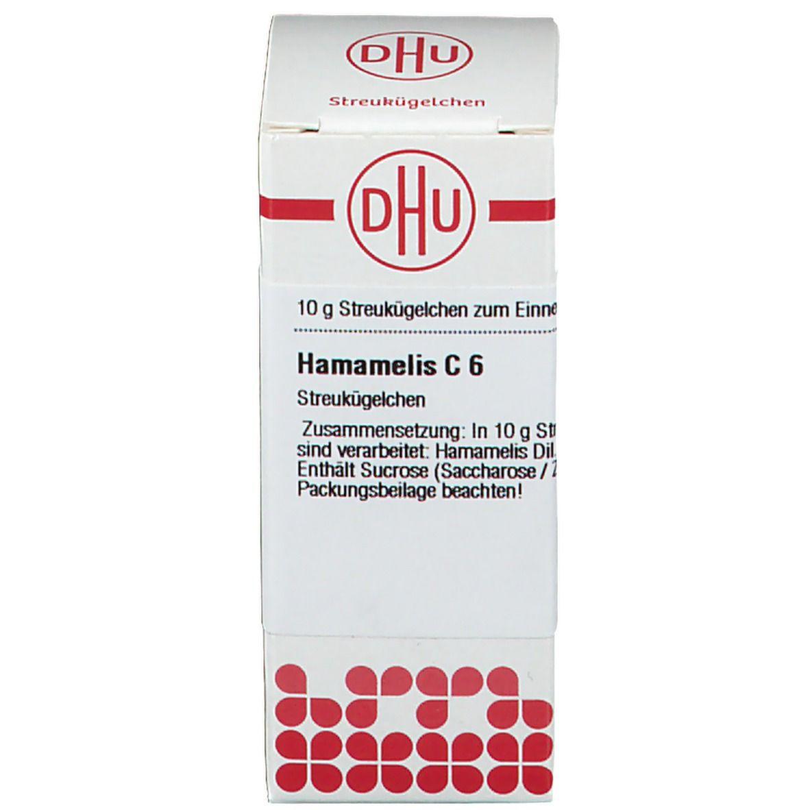 DHU Hamamelis C6