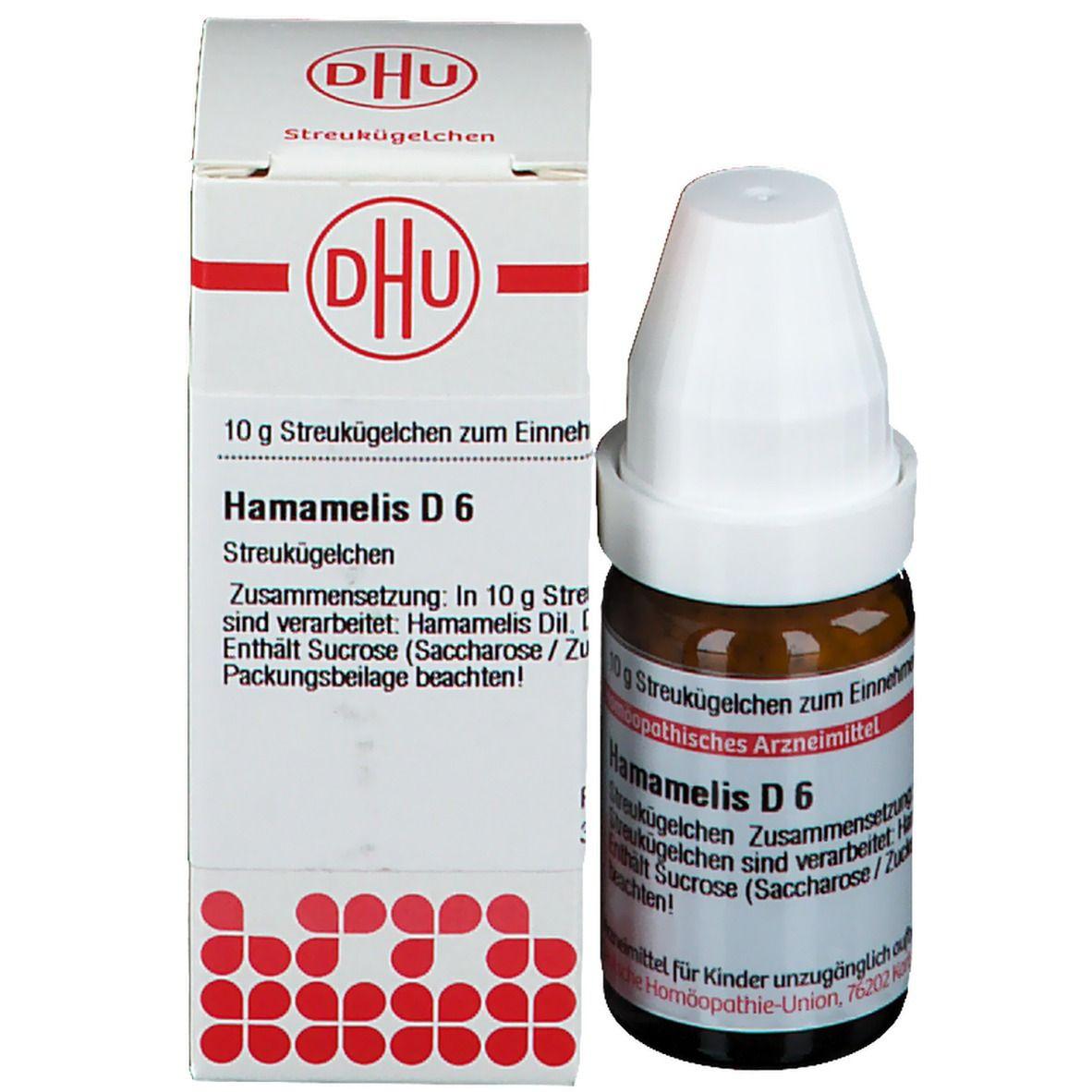 DHU Hamamelis D6