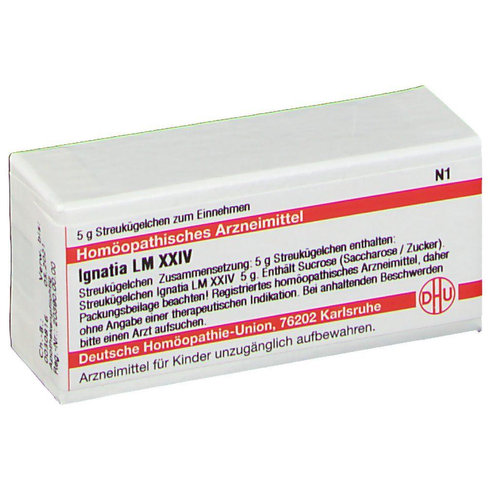 DHU Ignatia LM XXIV