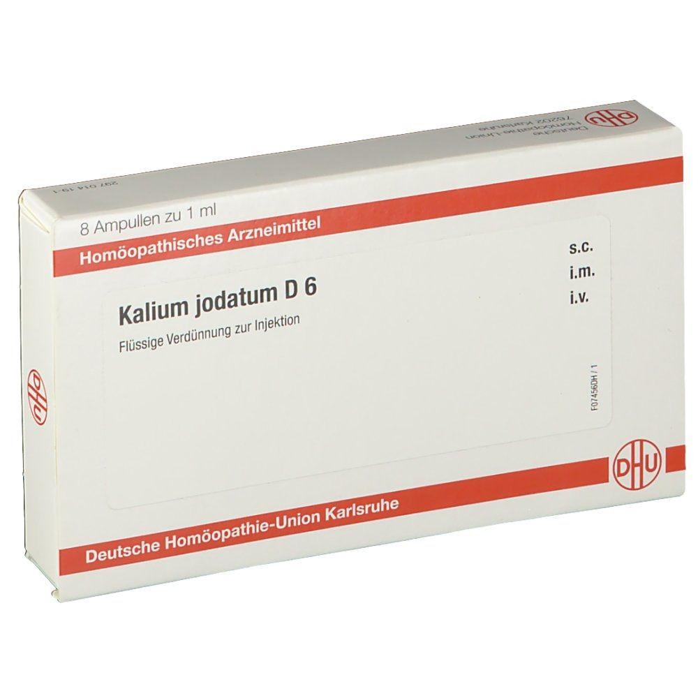 DHU Kalium Jodatum D6