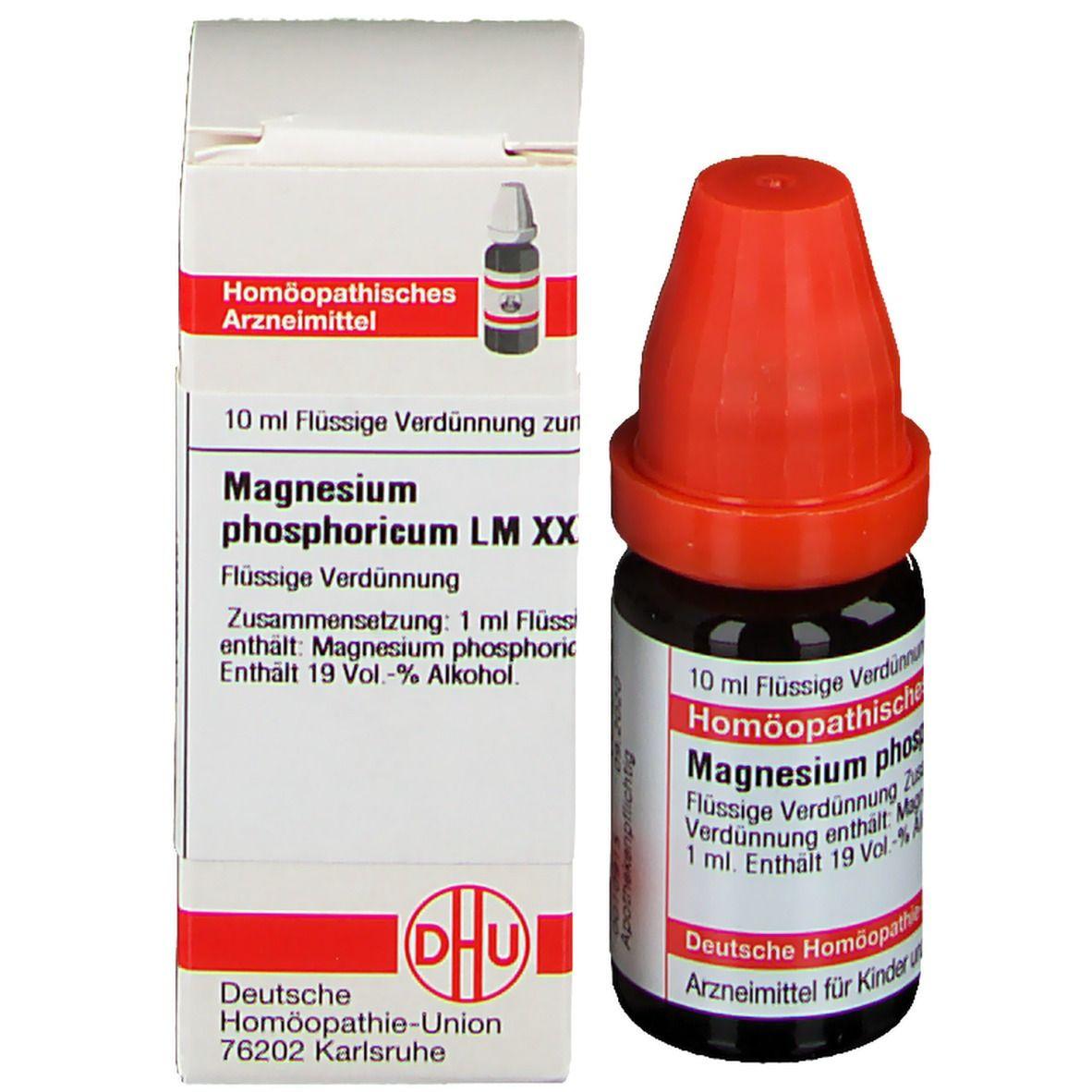 DHU Magnesium Phosphoricum LM XXX