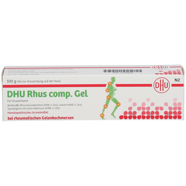 DHU Rhus comp. Gel