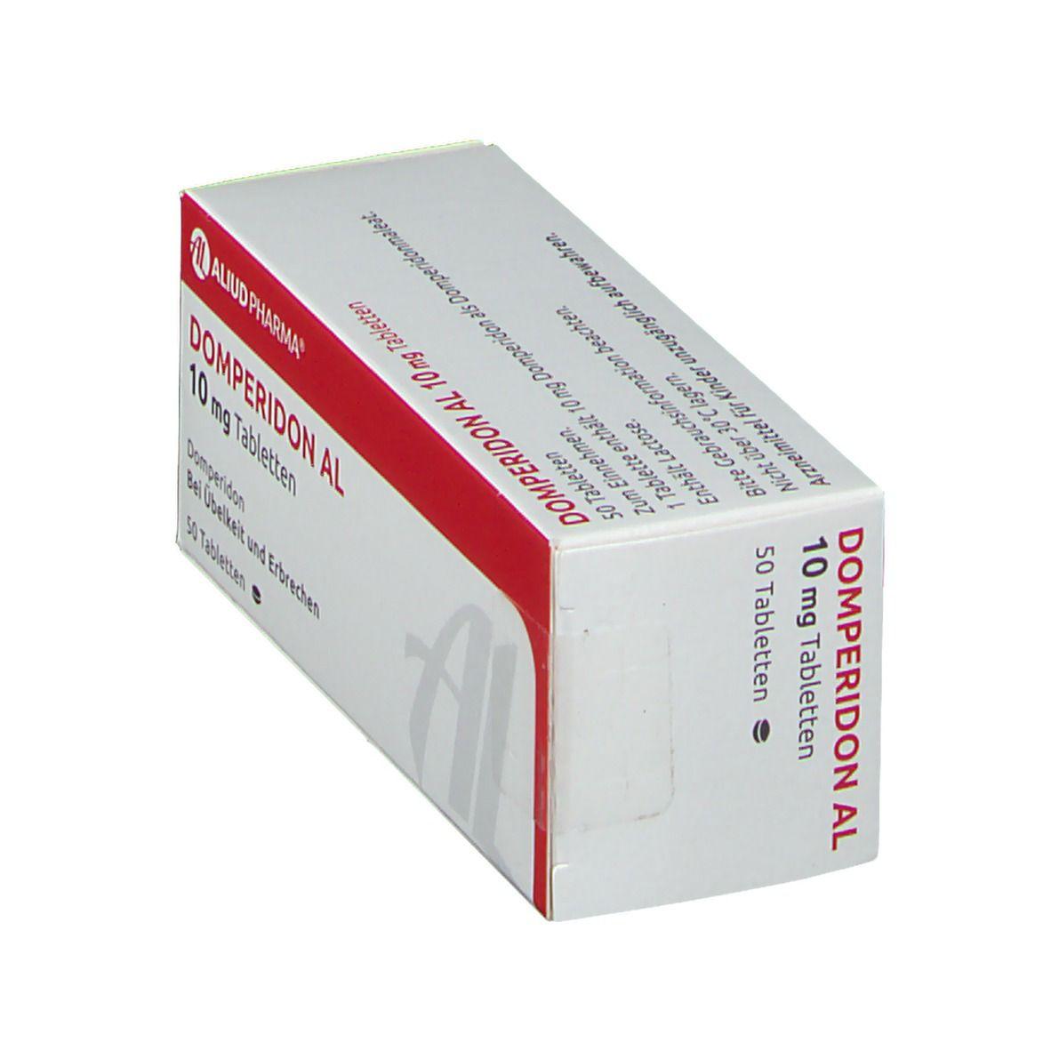 Domperidon AL 10 mg