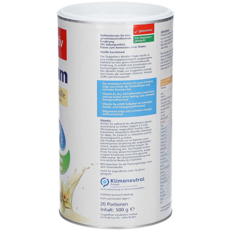 Doppelherz® aktiv Abnehm Shake Vanille-Geschmack