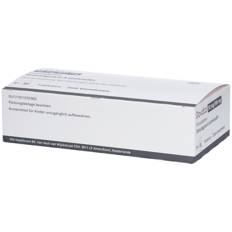 DOVATO 50 mg/300 mg Filmtabletten