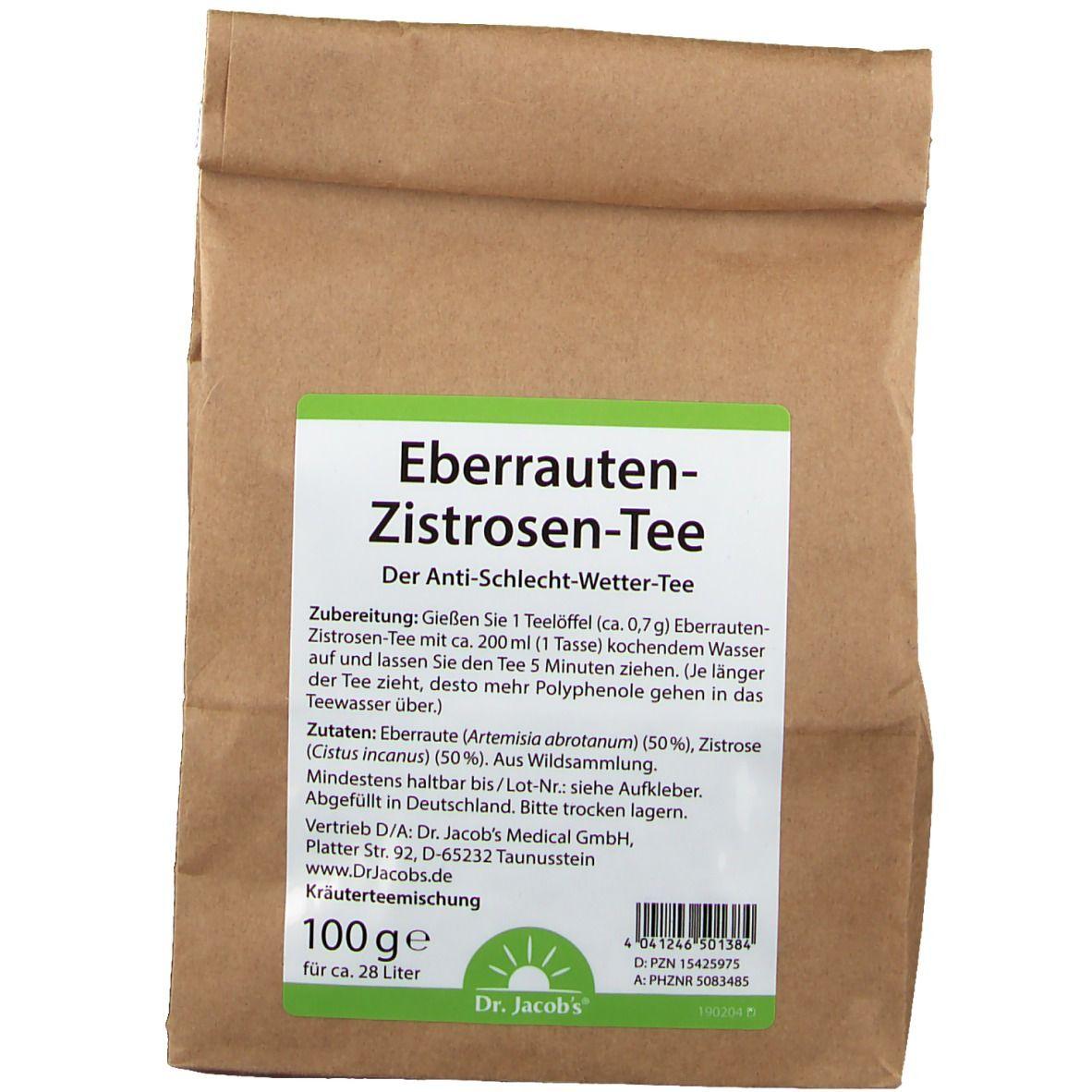 Dr. Jacobs Eberrauten-Zistosen-Tee