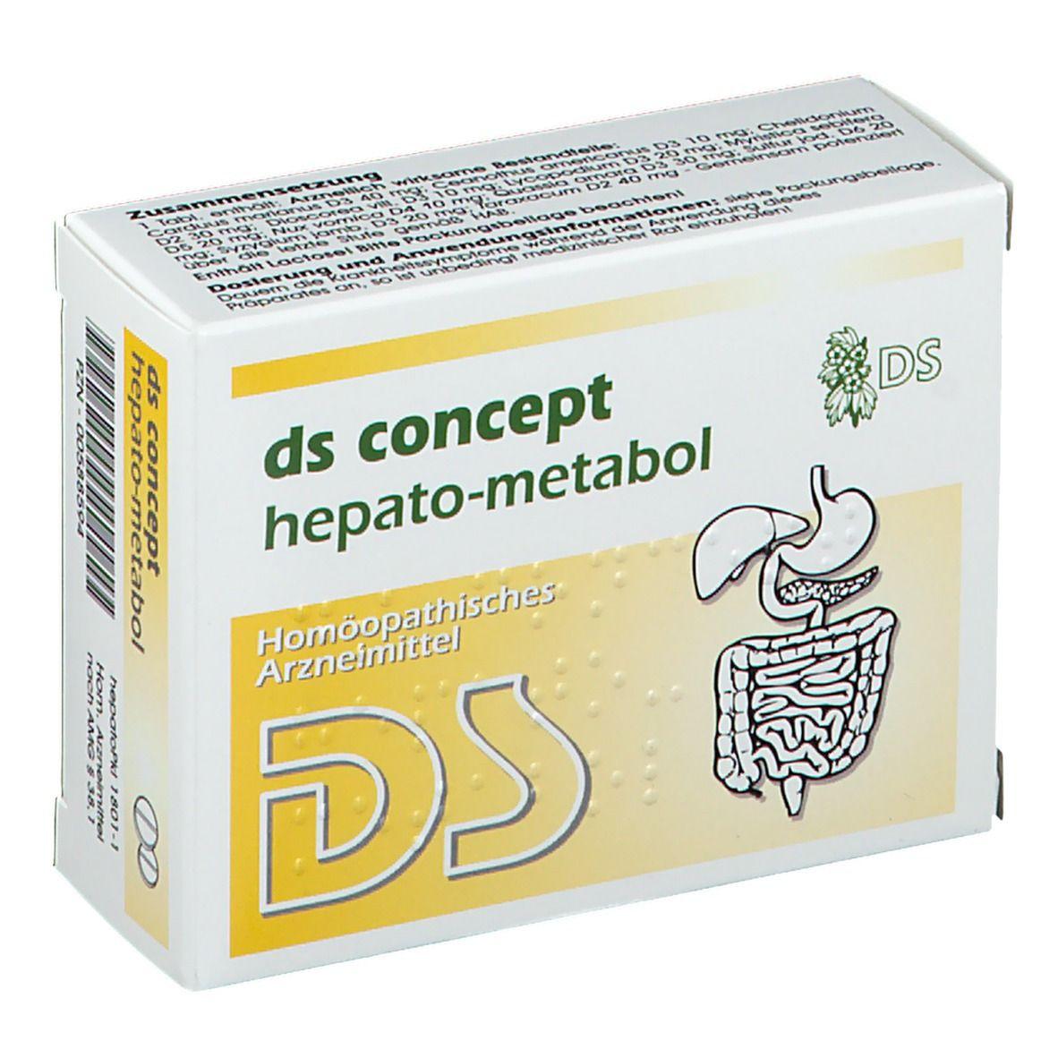 ds concept hepato-metabol