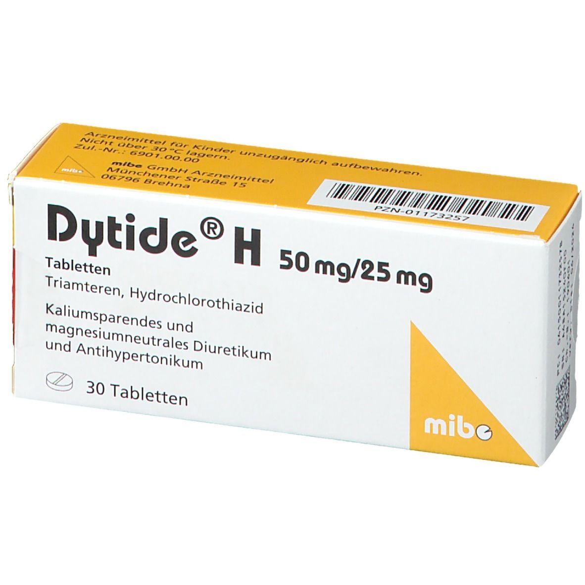 Dytide H Tabletten
