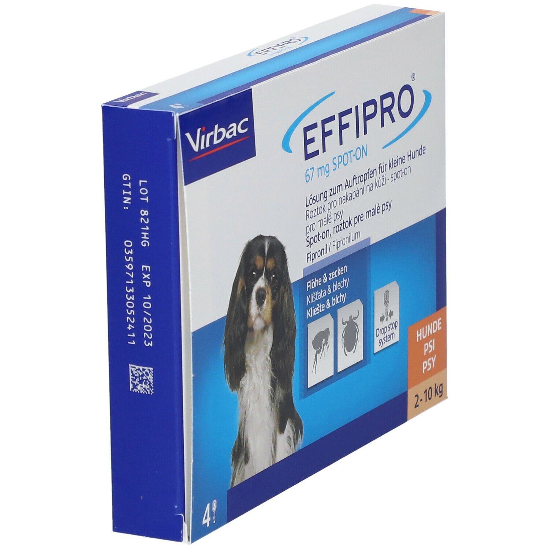 EFFIPRO® 67 mg Spot-on Antiparasitikum