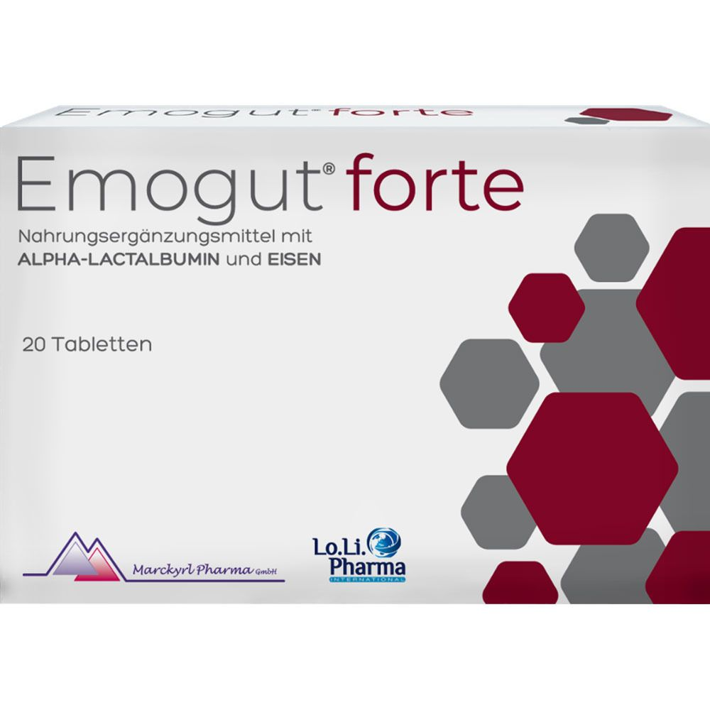 Emogut® forte