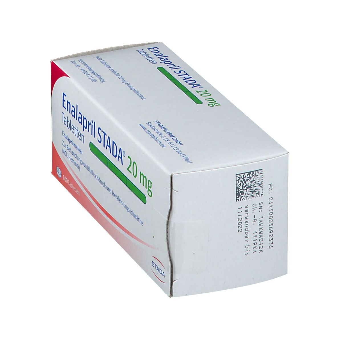 Enalapril Stada® 20 mg Tabletten