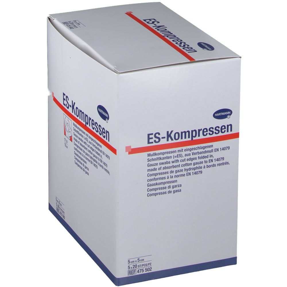 ES-KOMPR STER 5X5CM