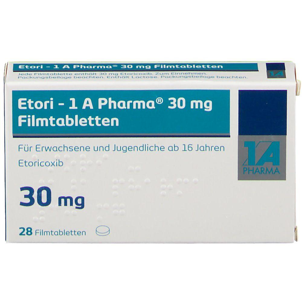 ETORI-1A Pharma 30 mg Filmtabletten