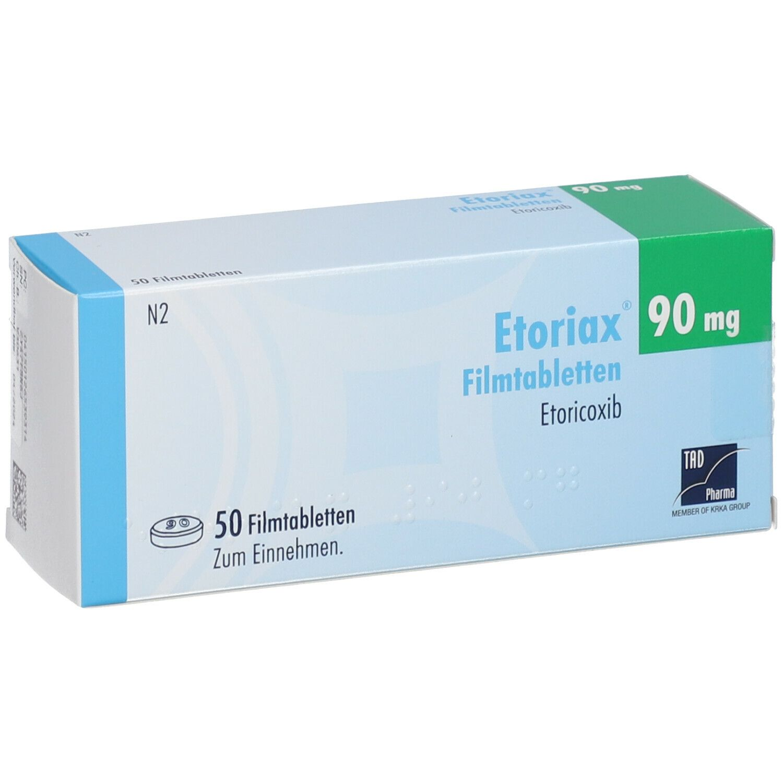 ETORIAX 90 mg Filmtabletten
